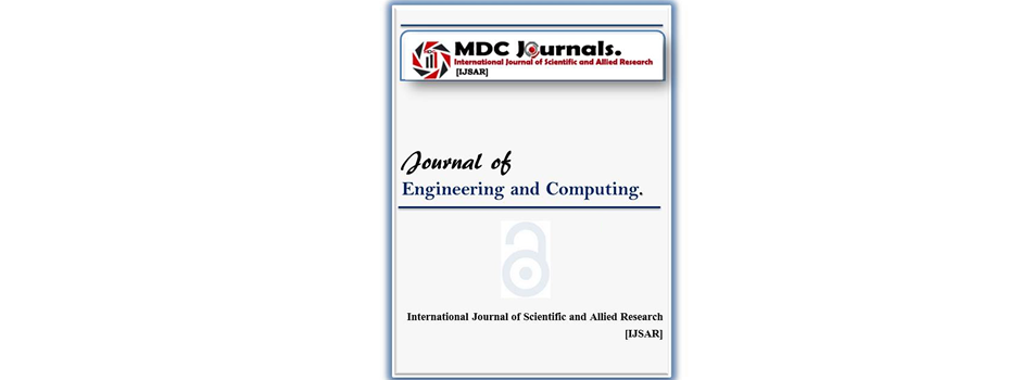IJSAR-JEC  Journal of Engineering and Computing (IJSAR-JEC)